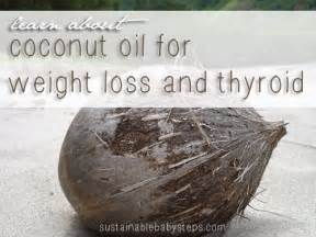 coconut oil to for weight loss picture 2