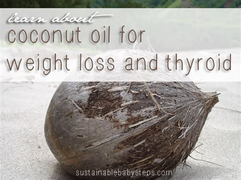 coconut oil to for weight loss picture 8