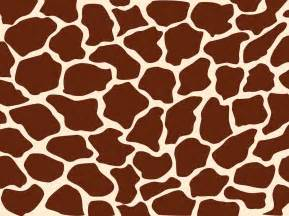 giraffe skin print stencil picture 1