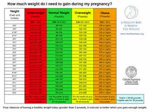 average weight gain during pregnancy picture 3