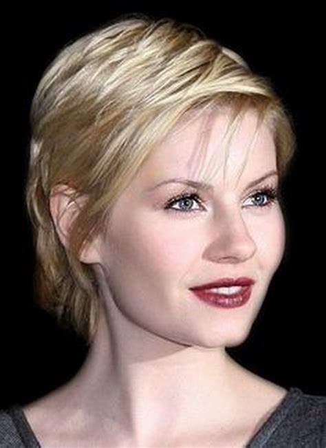 women's short hairstyles fine hair picture 3