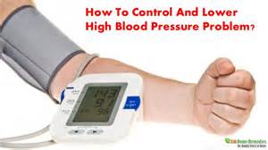 How to control high blood pressure picture 3