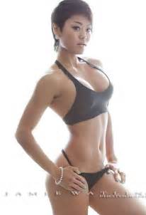 asian female fitness picture 2