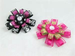 cheerleading hair bows picture 2