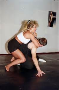 fbb wrestling domination women muscle kathy connors picture 3