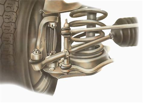 a diagram how to change ball joint on picture 5