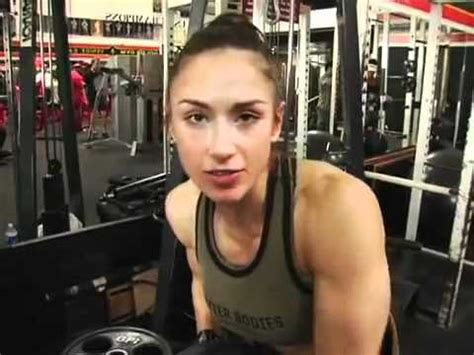 female muscle model clips picture 10