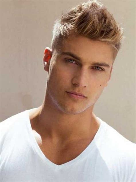 boys blonde hair picture 3