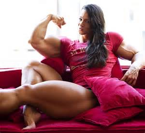 muscle girls feel picture 5