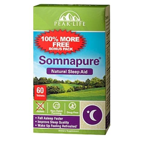 somnapure natural sleep aid side effects picture 15