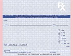 prescription pads picture 7