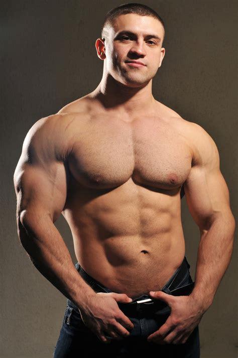 studly men wrestling picture 9
