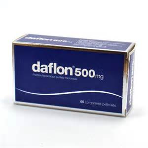 do you know this medicine - daflon 500mg picture 1