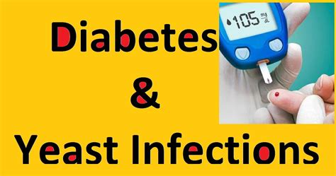 diabetes yeast infection picture 1