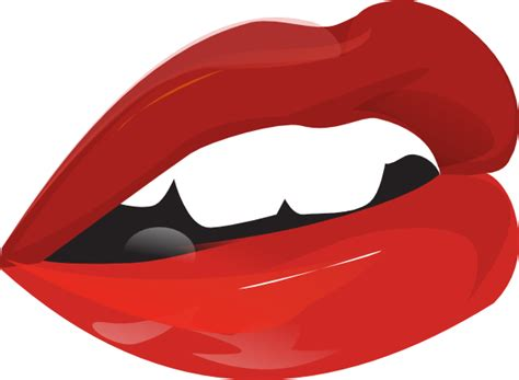 cartoon lips picture 10