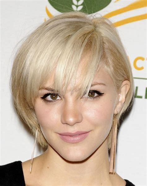 women's short hairstyles fine hair picture 7