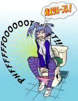 girl desperation diarrhea picture 15