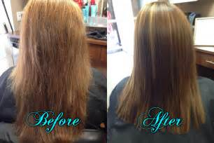 keratin hair therapy picture 6