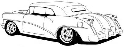drawing old muscle cars picture 13