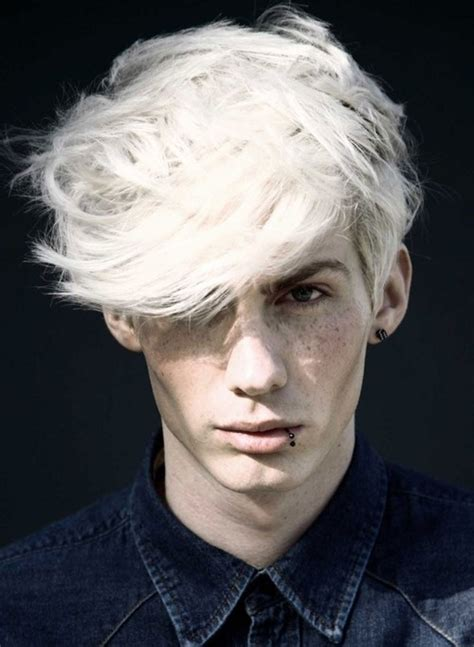white blonde hair boy picture 15