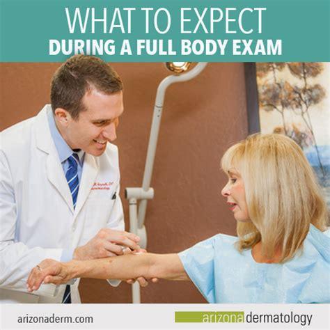 full body skin exam performed picture 1