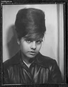 1960's beehive hair picture 2