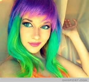 colored hair picture 17
