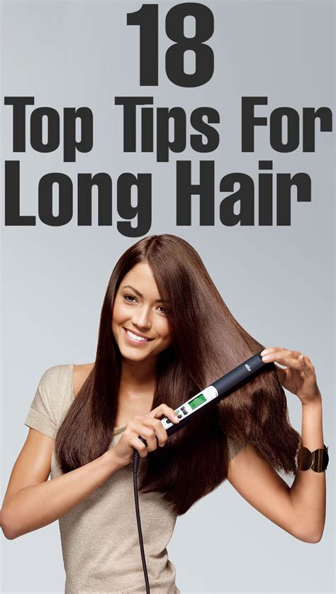 how to care for long hair picture 7