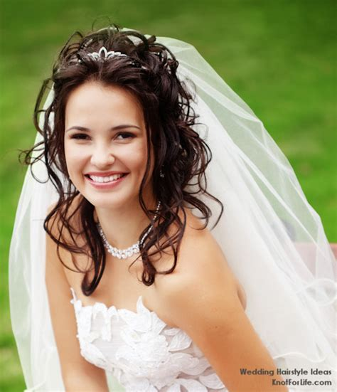wedding hair styles wh veil picture 17