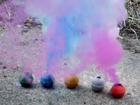 making smoke bombs picture 5