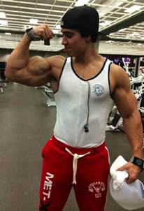 morphed male bodybuilders picture 18