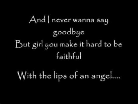 hinder- lips of an angel lyrics picture 6