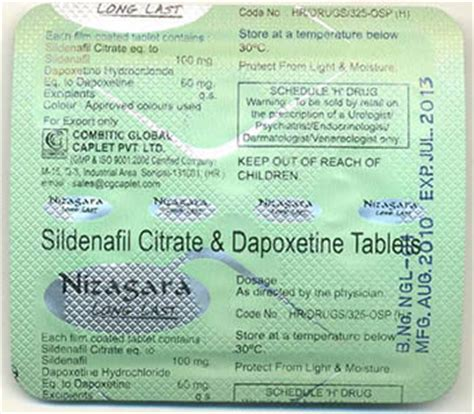 ... and pre ejaculation in men. active ... active ingredient dapoxetine picture 11
