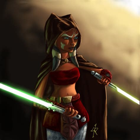 pictures of asoka from the clone wars with picture 3