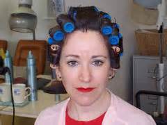 hair roller sets feminization picture 11