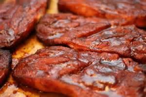 smoke pork picture 18
