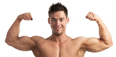 flexing muscles picture 10