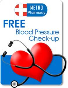 free blood pressure test picture 2