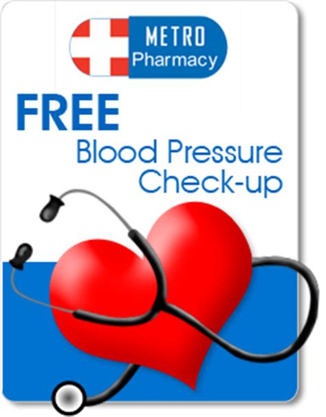 free blood pressure test picture 1