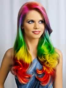 colored hair styles picture 7