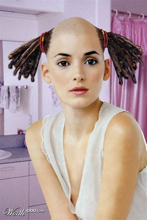 crazy hair style picture 6