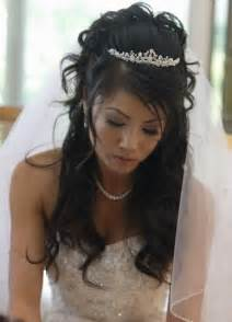 black hair wedding style picture 18