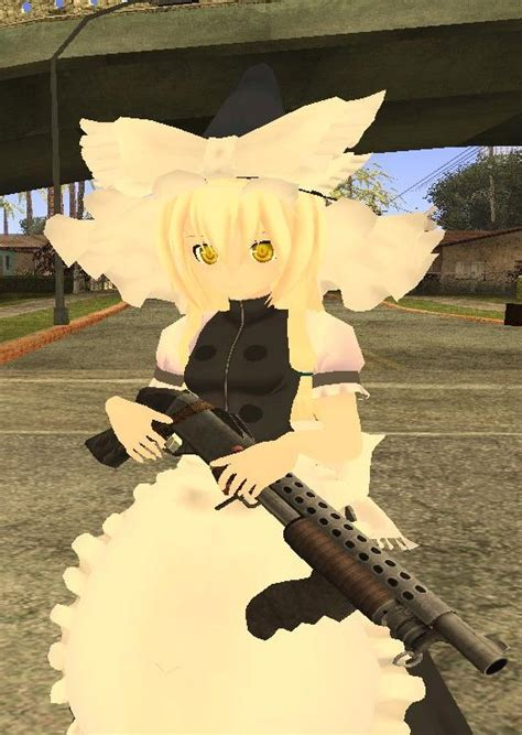 gtasa touhou skin pack picture 2