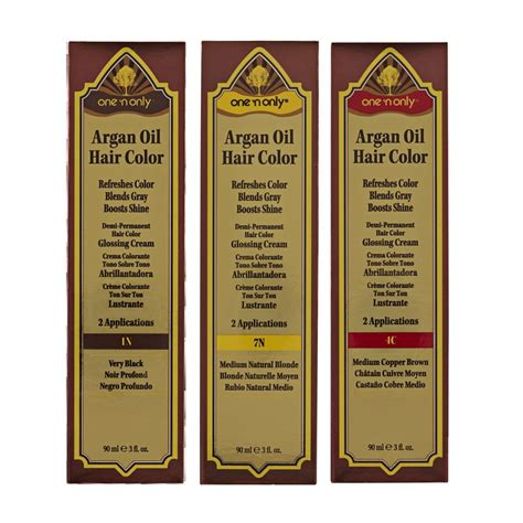 7a argan oil hair color picture 5