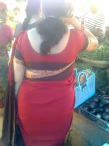 aunties back side hidden picture 15