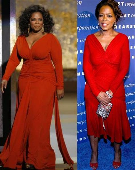 has oprah lost weight lately picture 1