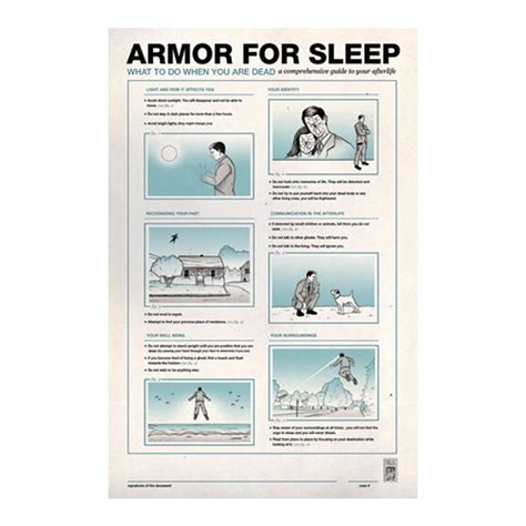 armor for sleep lead singer picture 8