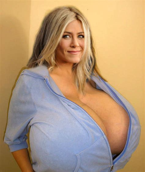 big morphed breast women picture 2