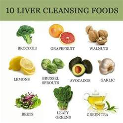 foods for cleansing liver picture 3