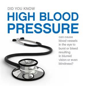 High blood pressure on the eyes picture 7